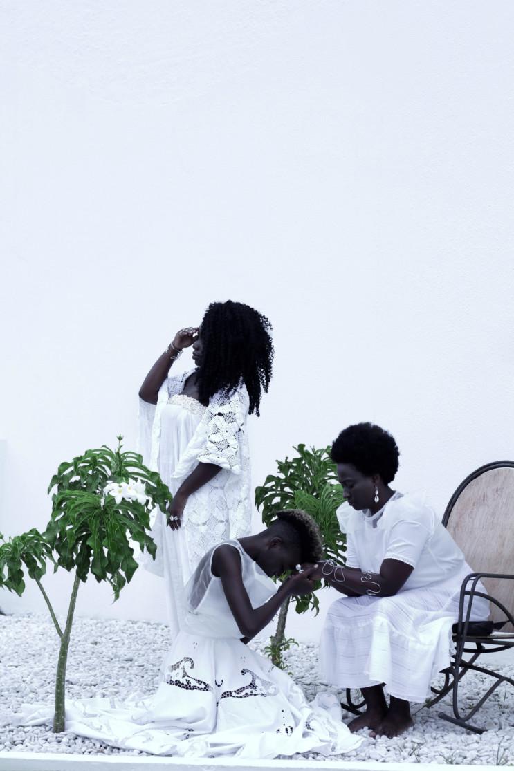 Carol Barreto moda afro