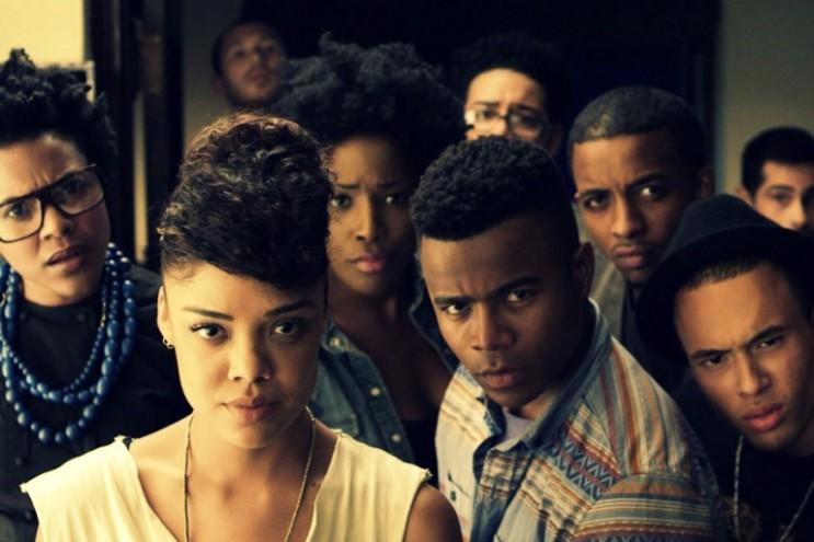 representação de negros na midia