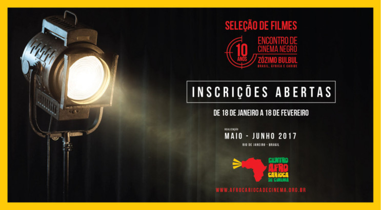 Encontro de Cinema Negro Zózimo Bulbul