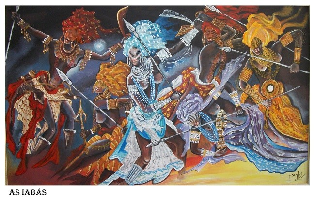artista plástico Francisco Santos