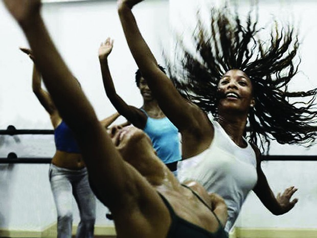 dança afro funceb