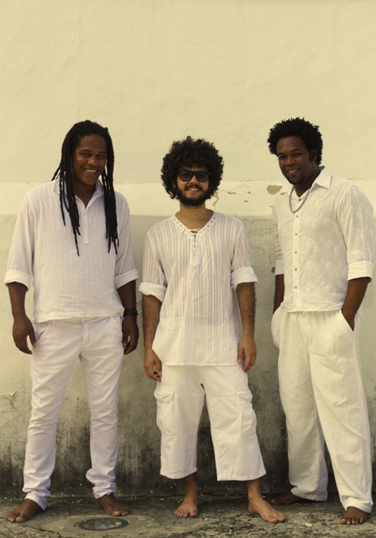 Trio MarinGinka