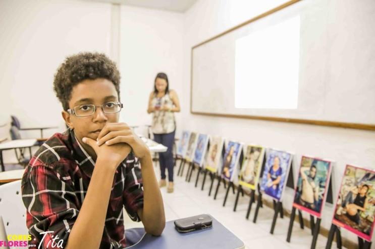 Diego Nascimento homem trans