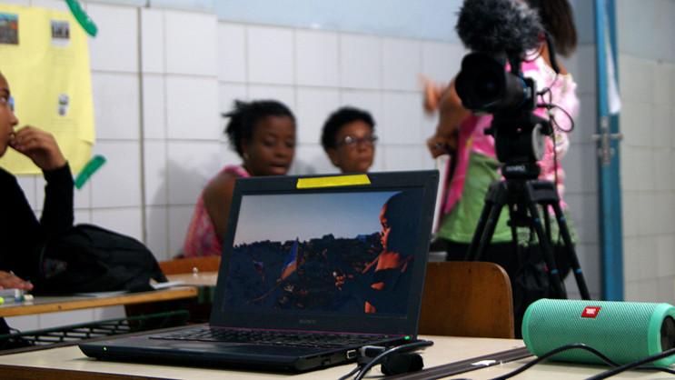Diários de Classe – Cinema na Educação de Jovens e Adultos