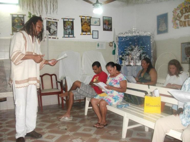 aulas de yoruba