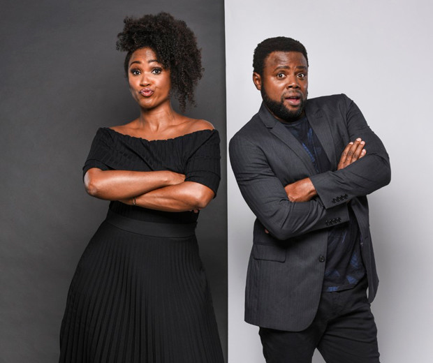 Double Black Kenia maria e erico bras