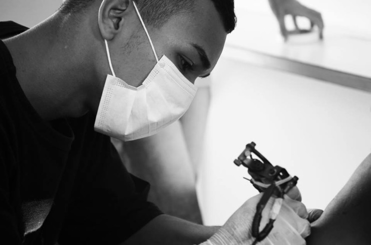 Studio Urbano Tatto Baganos Revolts