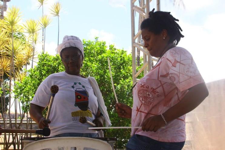 mafá santos percussionista