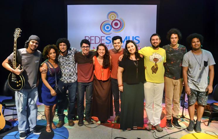 Rede Somus - Música Bahia