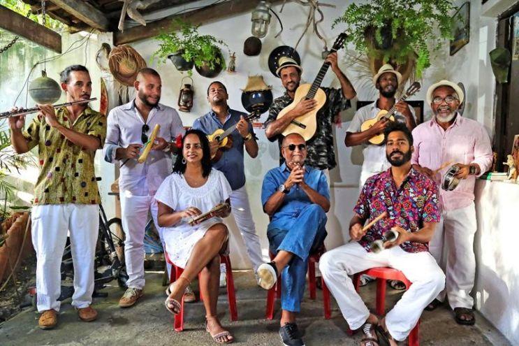 Grupo Botequim e Walmir Lima