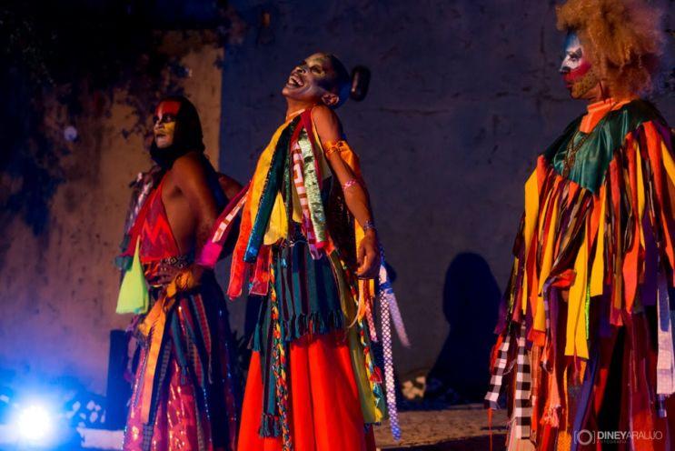 Afronte - Diney Araujo (