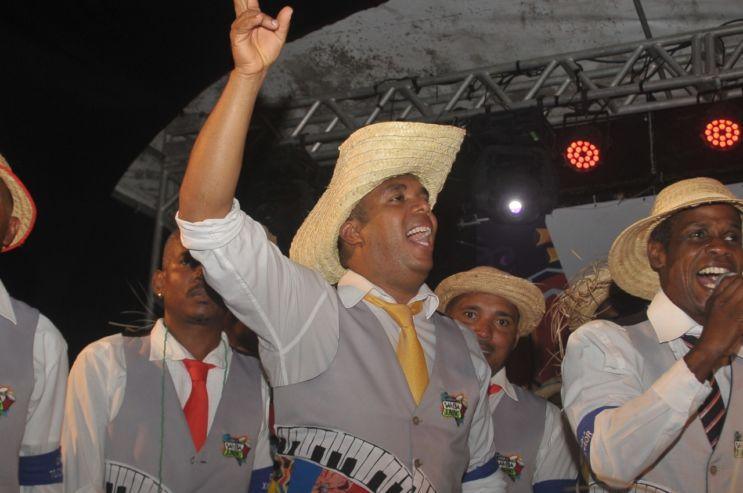 samba junino