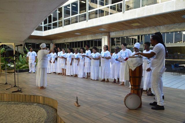 Coro OyáIgbalé