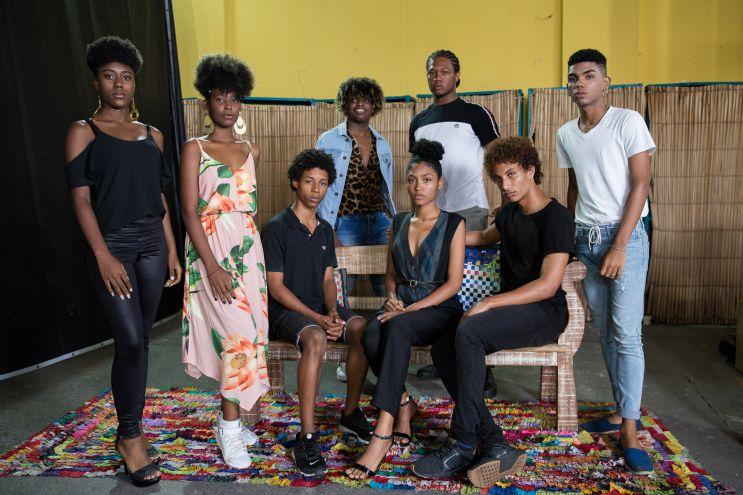 Seletiva Afro Fashion Day